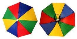 36 of Umbrella Hats Rainbow Color