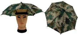 36 of Summer Umbrella Hat Digital Camo Print