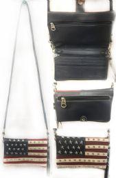 12 of American Bling American Flag Clutch Purse