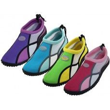 """36 of Women's """"wave"""" Multi Color Water Shoes"""