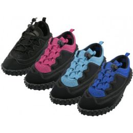 "36 of Women's Lace Up ""wave"" Water Shoes"