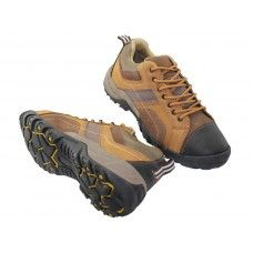 "12 of Men's ""himalayans"" Hiker Ankle Height Insulated Leather Upper Sneakers"