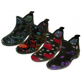 24 of Women's Water Proof Rubber Garden Shoe, Rain Boot