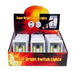 24 of SUPER BRIGHT COB SWITCH LIGHT