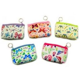 48 of Coin Purse Butterfly Designs