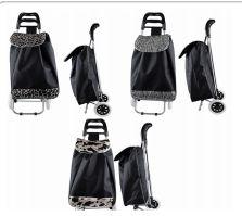 6 of Large Tote Shopping Cart Animal Print