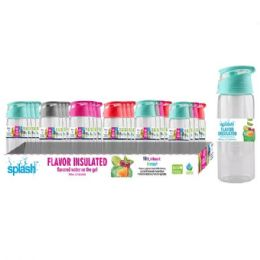 24 of Sport Bottle With Fruit Infuser