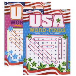 48 of Kappa Usa Word Finds Puzzle Book