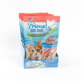 12 of Cat Treats Super Salmon Flavor