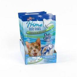 12 of Cat Treats Tasty Tuna Flavor