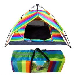 2 of Rainbow Camping Tent