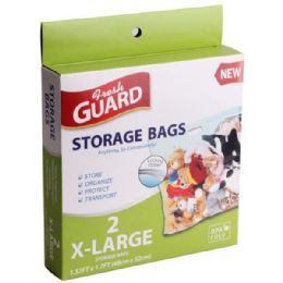 72 of 2 Pack X-Large Storage Bag