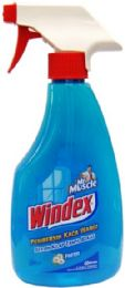 180 of Windex 500ml Fresh Blue Scent Shipped By Pallet