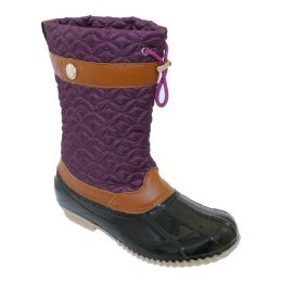 12 of Womens Duck Boot In Navy