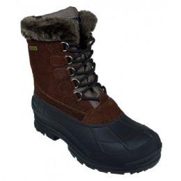 12 of Women's Waterproof Snow Boots In Brown