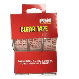 96 of Clear Invisible Tape