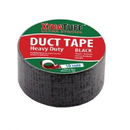 96 of Xtratuff 10 Yard Black Duct Tape