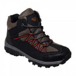 12 of Mens Lightweight Hiking Boots In Black Brown