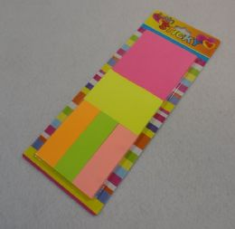 96 of Assorted Size Sticky Notes