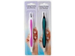 72 of Cuticle Pusher And Trimmer