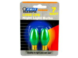 144 of 2 Pack 7 Watt Long Life Night Light Bulbs