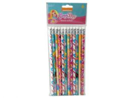 72 of Nickelodeons Sunny Day 12 Pack Pencils