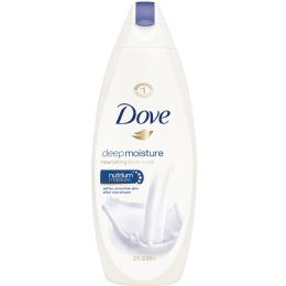 120 of Dove Regular Body Wash Shipped By Pallet
