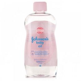240 of Johnson's Regular Baby Oil Shipped By Pallet