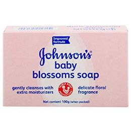 96 of Johnson's Blossom Bar Soap