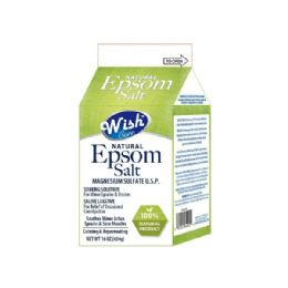 12 of Wish 16 Oz Original Epsom Salt Box Shipped By Pallet