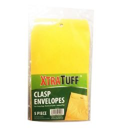 96 of Xtratuff 5 Pack Clasp Envelope