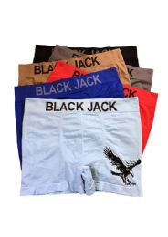 240 of Blackjack Men's Seamless Boxer Brief