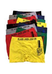 192 of Blackjack Junior Seamless Boxer Brief