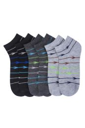 216 of Men's Spandex Ankle Socks Size 10-13