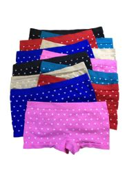 48 of Sheila Teen Girls Seamless Boyshort
