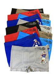 252 of Boys Sports Seamless Boxer Brief
