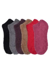 120 of Women's Plush Soft Socks Size 9-11