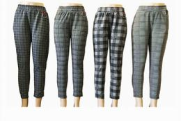 48 of Womens Assorted Pants With Clip