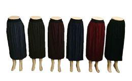 48 of Women Pleated A Line Midi Skirt
