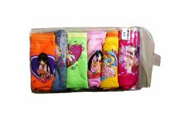 432 of Girls Assorted Style Panties