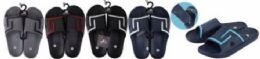 50 of Mens Open Toe Sandal Assorted Colors And Sizes