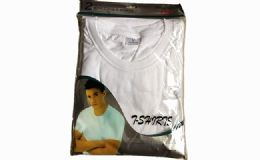 48 of Mens Dry Fit Moisture Wicking Active Athletic Performance T Shirt Two Piece
