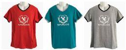 120 of Mens Nporcios Ultra Soft Shirt Crew Neck Top
