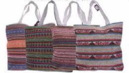 48 of Womens Printed Beach Tote Bag