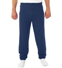 12 of Adult Unisex Navy Heavy Weight Sweatpants,size Small