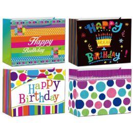 144 of Birthday Glitter Gift Bag