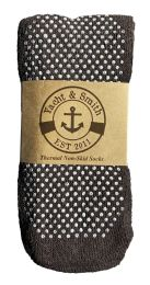 48 of Yacht & Smith Mens Thermal Non Slip Tube Socks, Gripper Bottom Socks