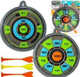 12 of 2-IN-1 Magnetic Dart Board Sets