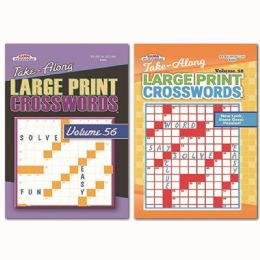 160 of Large Print Crosswords