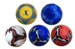 48 of Assorted Color Soccer Ball